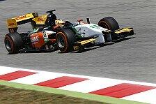 GP2 - Keine Fiesta in Barcelona: Abt bleibt vom Pech verfolgt