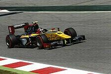 GP2 - Daniel Abt abgeschlagen: Pole-Position f�r Richelmi