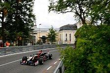 Formel 3 EM - Lucas Auer auf Rang zwei: Esteban Ocon erobert Pole-Position