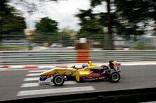 Formel 3 EM - Tom Blomqvist ringt Esteban Ocon den Sieg ab