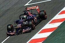 Formel 1 - Trotz Nullnummer: Fortschritte beim Antrieb: Vergne: Wenn ich crashe, dann zahlt das Team