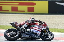Superbike - Davies trotz Sturz guter Dinge: Giugliano: Bisher l�uft alles gut