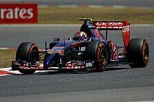 Formel 1 - Punkte werden angepeilt: Toro Rosso holt das Maximum raus