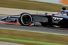 Formel 1 - Zus�tzlicher Satz Reifen: Button am Sonntag mit Ass im �rmel?
