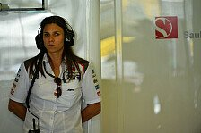 Formel 1 - 2015 im Sauber?: De Silvestro: Meine Zeit ist gekommen