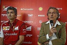 Formel 1 - Red Bull und Mercedes sehen keinen Bedarf: Ferrari als einziges Spitzenteam f�r drittes Auto