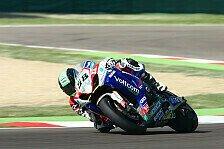 Superbike - Viele Probleme und zu wenig Zeit: Missratener Trainingstag f�r Suzuki in Imola