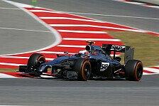 Formel 1 - Nur Platz 15 im Qualifying: Magnussen von Power Unit lahmgelegt