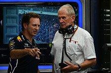 Formel 1 - Red Bull wittert Morgenluft: Horner: Haben uns nicht verr�ckt machen lassen