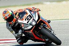 Superbike - Bei Unterbrechungen cool geblieben: Aprilia: Kein Problem mit Roten Flaggen