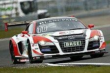 ADAC GT Masters - Startreihe eins komplett an Audi: Rast holt sich die Pole im Zandvoort-Regen