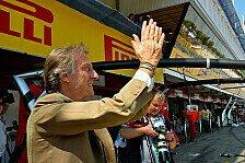 Formel 1 - Jeder einzelne gibt sein Bestes: Montezemolo: Enzo Ferrari w�re stolz