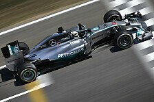 Formel 1 - Wer hat die Reifen besser im Griff?: Hamiltons Pole-Gef�hl: Nicht schnell genug