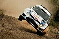 ADAC GT Masters - Im Audi R8 mit Markus Winkelhock: Rallye-Weltmeister Sebastien Ogier am Start