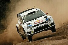 WRC - Eins, zwei, vier: Volkswagen in Argentinien stark: Latvala und Ogier ziehen davon
