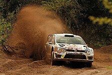 WRC - Latvala f�hrt vor Ogier: So lief der zweite Tag in Argentinien