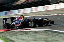 GP3 - Gl�ck im Ungl�ck f�r Kirchh�fer: Alex Lynn gewinnt Auftaktrennen