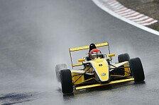 ADAC Formel Masters - Regen-Krimi in Zandvoort: Kurios: Jensen gewinnt Rennen nach 4 Runden