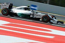 Formel 1 - Mag es nicht, Zweiter hinter Lewis zu sein: Rosberg nach Platz zwei ma�los entt�uscht
