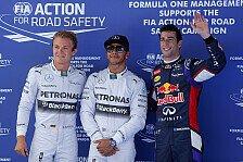 Formel 1 - Bilder: Spanien GP - Samstag