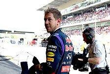 Formel 1 - Getriebeschaden! Strafversetzung!: Vettel nach Getriebedefekt nur auf Startplatz 15