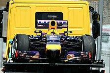 Formel 1 - Getriebe muss getauscht werden: Vettel auf Startplatz 15 r�ckversetzt