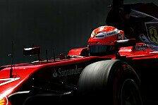 Formel 1 - Alonso geschlagen? Na und...: R�ikk�nen: In der Fr�h war es ein Desaster