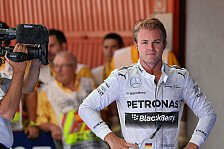 Formel 1 - �berrascht und entt�uscht: Rosberg: Ich dachte, ich habe die Pole