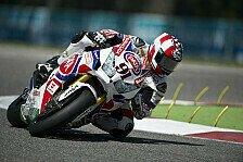 Superbike - Rea auf Pole, Haslam mit Problemen: Freud und Leid bei Pata Honda