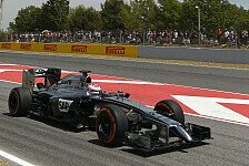 Formel 1 - Pech beim zweiten Stopp: McLaren wieder punktelos, Button ver�rgert