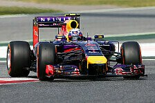 Formel 1 - Einsamer dritter Platz: Fluch gebannt: Podiumspremiere f�r Ricciardo