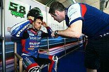 MotoGP - Es liegt an mir, Eindruck zu hinterlassen: Lavertys Suzuki-Test als Chance f�r 2015?
