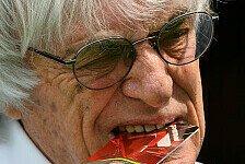 Formel 1 - Aus gutem Grund kein Mitbestimmungsrecht: Ecclestone: Brauchen keine Kostengrenze