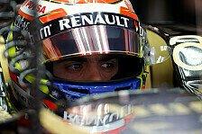 Formel 1 - Piloten maximal gefordert: Maldonado: Brauchen ausgeglichenen Wettbewerb
