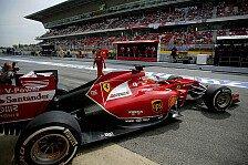 Formel 1 - Wollte nur Vettel covern: Alonso: R�ikk�nen war nicht das Ziel