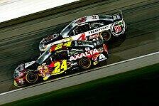 NASCAR - Patrick erzielt bestes Sprint-Cup-Resultat: Gordon schafft endlich ersten Saisonsieg