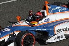 IndyCar - Bilder: Indianapolis I - 4. Lauf