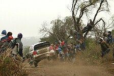 WRC - Kein Penalty-Schie�en im Rallyesport: Fahrer fordern mehr Mitspracherecht