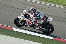 Superbike - Italienische Traditionsstrecke offiziell Pata-Honda-Land: Imola-Test: Rea dominiert erneut