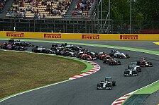 Formel 1 - Vettel mit Aufholjagd auf Platz vier: Spanien GP: Hamilton mit Sieg & WM-F�hrung
