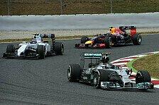 Formel 1 - Lauda: Rosberg auf dem richtigen Weg: Rosberg: Eine Runde hat gefehlt