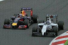 Formel 1 - Fahrstil, Fahrzeugkontrolle und �berholman�ver wie aus dem Lehrbuch: H�kkinen: Ricciardo und Bottas hei�este Aktien