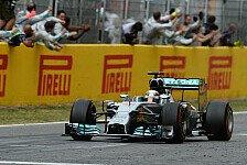 Formel 1 - Bilderserie: Barcelona - Statistiken zum Rennen