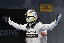 Formel 1 - Triumph bedeutet sehr viel: Hamilton jubelt �ber ersten Barcelona-Sieg
