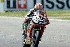Superbike - Melandri will endlich wieder gute Rennen fahren: Guintoli: Bereit f�r den Kampf