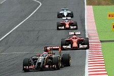 Formel 1 - Aufschwung oder Ausrutscher?: Grosjean bannt den Fluch: Punkte f�r Lotus