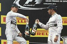 Formel 1 - Kritiker verstehen F1-Rennen nicht: Nicht langweilig! Mercedes verteidigt sich