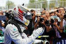 Formel 1 - Mercedes nicht zu schlagen: Spanien GP: Die Fahreranalyse