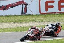 Superbike - Test soll helfen: Donington kommt Ducati entgegen
