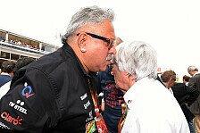 Formel 1 - Monaco eine gigantische Herausforderung: Vijay Mallya: M�ssen Vorteil wahren